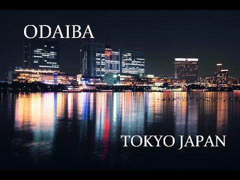 Tokyo Skyline from Odaiba « TravelJapanBlog.com