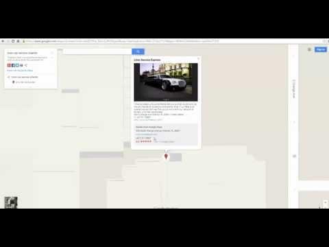 How to Google Maps Citations