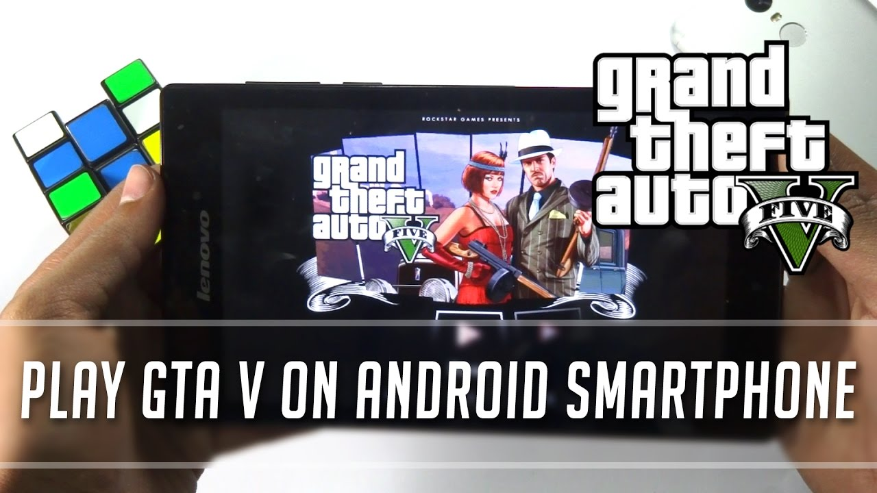 How To Download and Install GTA 5 Apk+Obb On Any Android Smartphone [SA MOD]