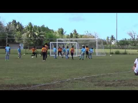 Sidekicks Saipan U12 Part 1a