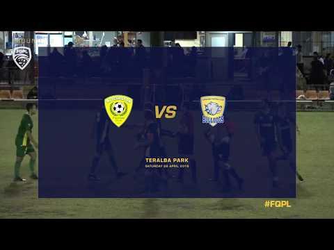 FQPL RD12 Highlights Mitchelton FC v Capalaba Bulldogs FC