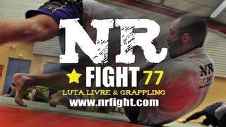 NRFight 77 av Thomas Loubersanes, Nicolas Renier