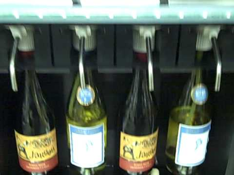 Winestation by Napa Technologies
