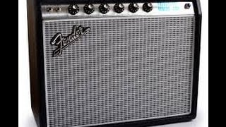 Fender Super Champ X2 vs 68 Princeton RI.