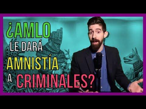 La amnistía de AMLO