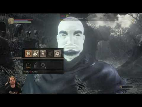 Dark Souls 3 Bow Only All Bosses Run (Pt. 1)