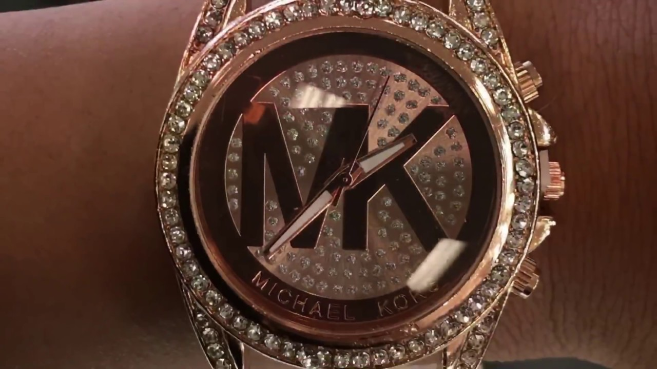 29075fbb3d6e COUNTERFEIT MiCHAEL KORS JEWELRY FROM TJ MAXX  - YouTube