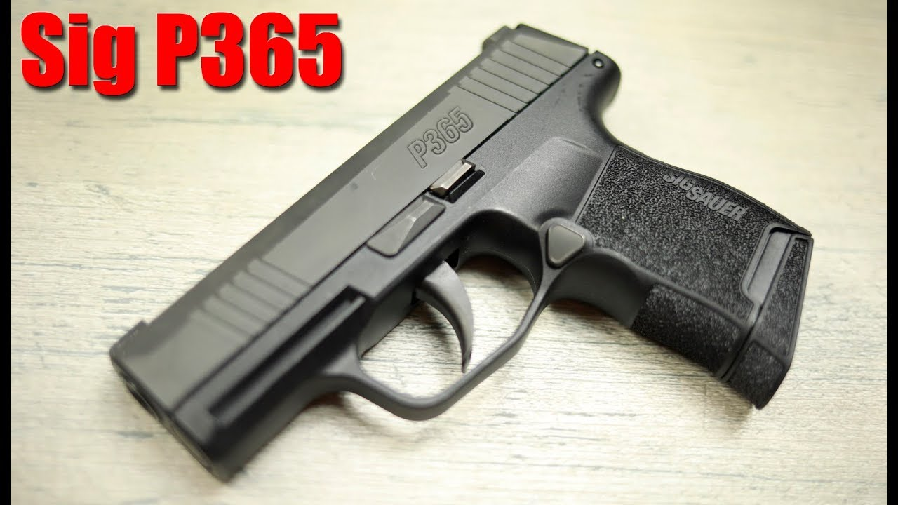 The Truth About The Sig P365: 1000 Round Review