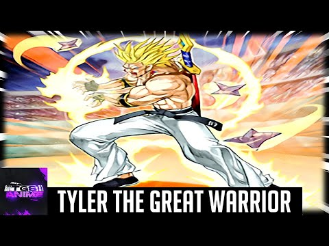 Yugioh Trivia: The Story Of Tyler the Great Warrior
