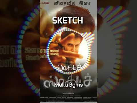 sketch-movie-bgm-|-vikram