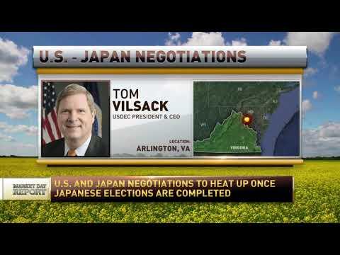 Tom Vilsack On Market Day Report 7/22/19