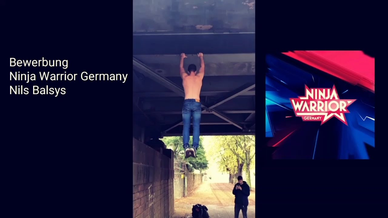 Ninja Warrior Germany Bewerbung On Vimeo