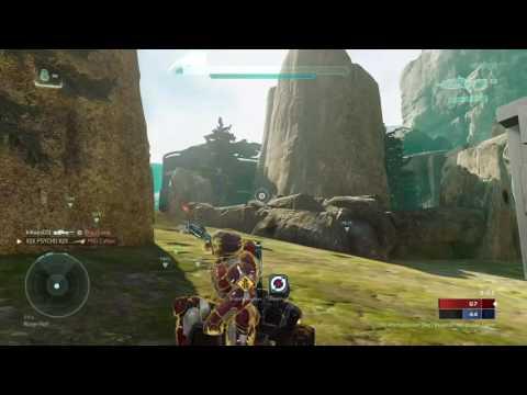 Halo 5 Bulletproof clan x2x psycho x2x