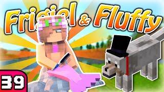 FRIGIEL & FLUFFY : Elle me charme 😍 | Minecraft - S7 Ep.39