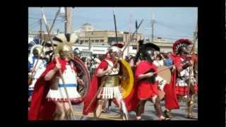 Ancient Greeks Parade in the USA
