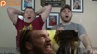 Avengers: Infinity War - Official Trailer #2 REACTION!!!
