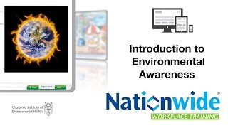 Nationwide - Introduction to Environmental Awareness Online Workplace Training