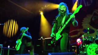 Mastodon - Octopus has no friends live @ Melkweg Amsterdam