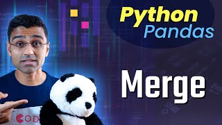 Python Pandas Tutorial 9. Merge Dataframes