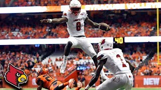Lamar Jackson: In The Eyes Of His Opponents