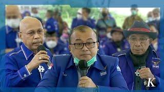 Timbulkan Kegaduhan, Partai Demokrat Kubu Moeldoko Meminta Maaf