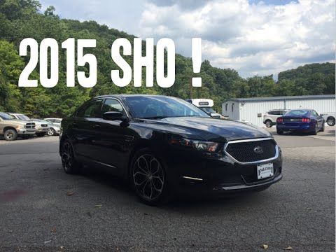 Worksheet. 2015 Ford Taurus SHO Review And Test Drive  AWD 35L EcoBoost