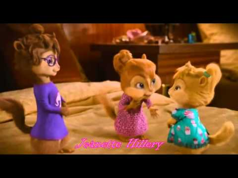 Chipettes - Because of You