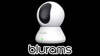 블루램즈 blurams 홈CCTV 360도 가정용 홈카…