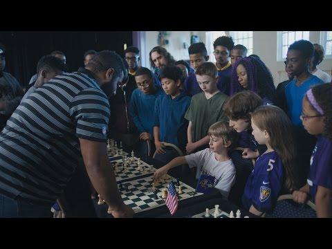 John Urschel Battles Baltimore | Football is Family