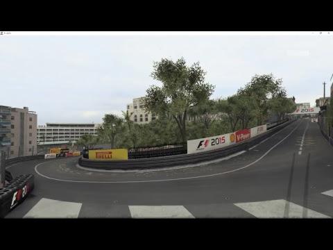 F1 2015, Monaco, Full weekend, i suck :P
