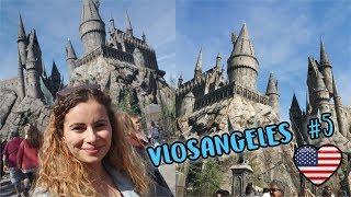 Bejutottam a Roxfortba! - VLOSANGELES #5 | Viszkok Fruzsi