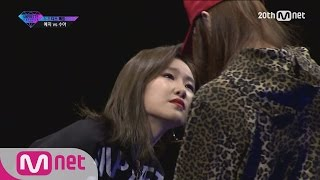 [Korean Reality Show UNPRETTY RAPSTAR2] Diss Battle Yeji vs Soo Ah l Kpop Rap Audition  EP.05