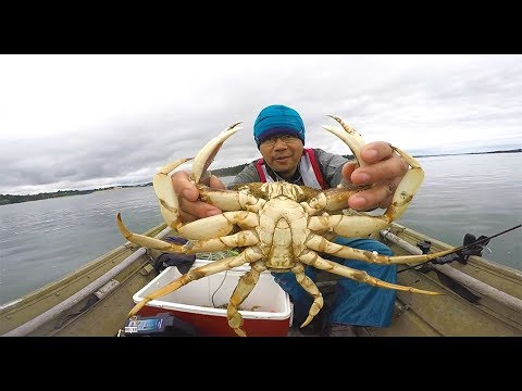 Catching Dungeness Crab on the Oregon Coast