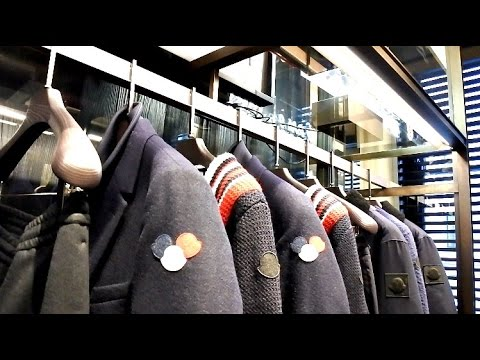 I Visited MONCLER In BOND STREET | Store Tours