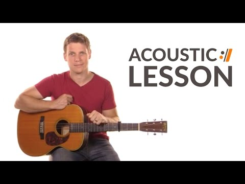 Real Love - Hillsong Young & Free // Acoustic Tutorial