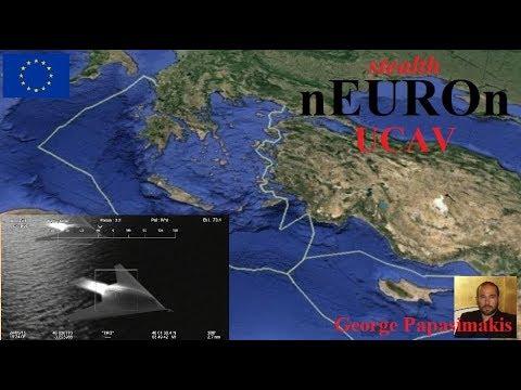 Έρχεται Neuron ucav - F-16 Viper και belharra #Ελλάδα #nEUROn #UCAV #Stealth #F16 #Viper #Τουρκία