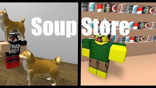 Soup Store, A Roblox Short