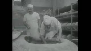 Как пекут грузинский хлеб