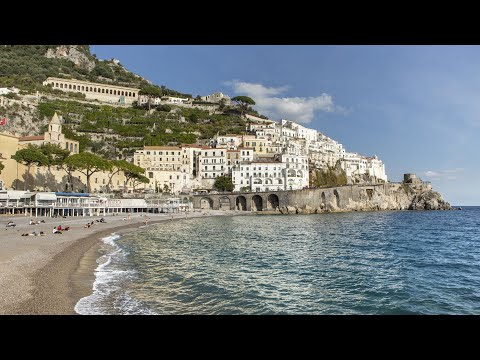 Naples - Sorrento, Positano, Amalfi and Ravello Day Trip
