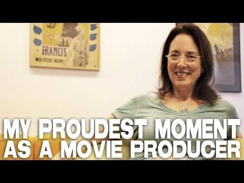 My Proudest Moment As A Movie Producer by Julie Corman