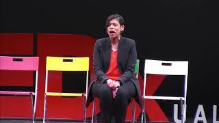 From Stuttering to Standing Ovations   Zaheen Nanji   TEDxUAlberta