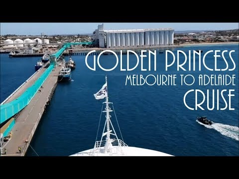 Golden Princess Melbourne To Adelaide Cruise