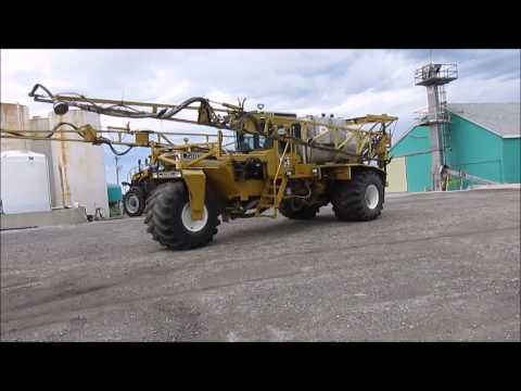 1994 Big A 2800 self-propelled applicator for sale | sold at auction October 8, 2014