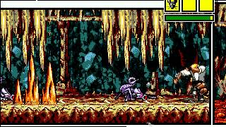 Mega Drive Longplay [287] Comix Zone (a)