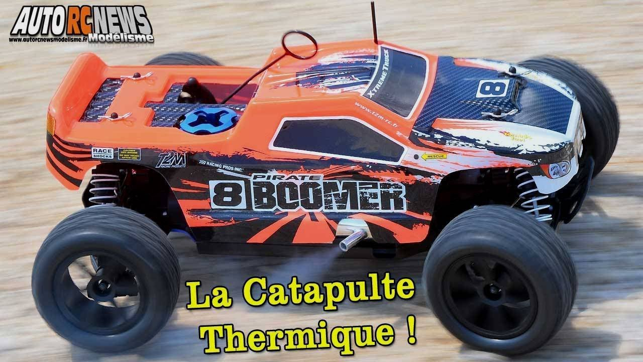 Pirate Truggy T4932 T2m Boomer Rc Thermique SGqVpUzM