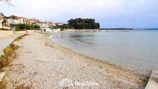 beach Padova II, Banjol, island Rab, Croatia
