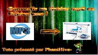 TUTO #1 convertir un fichier mp3 en wav