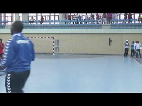 République du congo, Finales du Championnat national de Handball