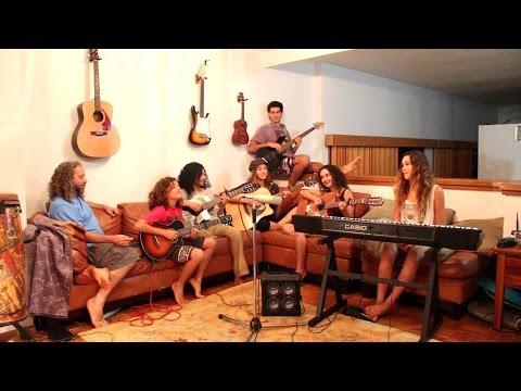 The Beatles - Across The Universe (Havaiia Family Band Cover)