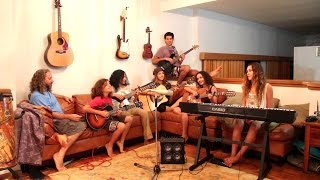 The Beatles - Across The Universe (Havaiia Family Band Cover)